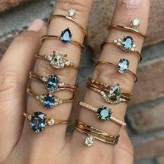 Gold Diamond Wedding Band, Rose Gold Engagement Ring, Vintage Engagement Rings, Diamond Rings, Diamond Jewelry, Gold Rings, Gemstone Rings, Wedding Stuff, Dream Wedding