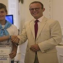30 Greek Students Awarded International Diana Award I bullying education, people who inspire us, bullying prevention