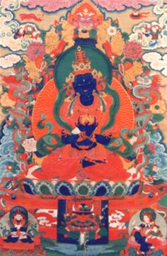 Buddha Naropa, an Indian scholar saint ,with the teachings and his life is upheld as an example of determination, endurance  & Dedication. His teachings of the six yoga's of naropa are one of the main pillars of Vajrayana Buddhist tradition.