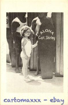 Postcard - Shirley Temple - Cinema Attrice - Actress Movie Stars - ST006 - RIPRO | eBay