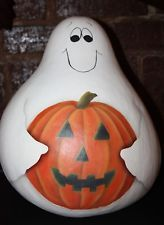 painted ghost gourds - Google Search
