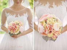 Wedding bouquet von Magaela auf DaWanda.com