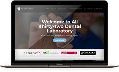 Client: All 32 Dental Laboratory Skills: Web Design Social Media Marketing, Digital Marketing, Website Software, Dental Laboratory, Phone Messages, Search Engine Marketing, Helping People, Clinic, Encouragement