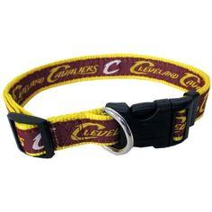 Cleveland Cavaliers Dog Collar – Ribbon