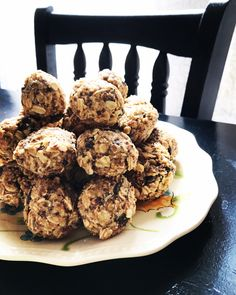 No-Bake Energy Balls, Boobie Bites, Lactation Cookies