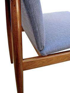 Dining - retromiko Outdoor Furniture, Outdoor Decor, Ottoman, Dining Chairs, Home Decor, Dining Chair, Interior Design, Home Interior Design, Yard Furniture