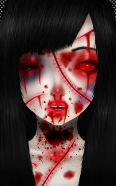 Damaged Doll by =Saccstry on deviantART