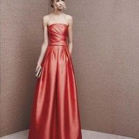 6631-B Strapless Dress Formal, Prom Dresses, Formal Dresses, I Party, Red, Fashion, Dresses, Godmother Dress, Moda