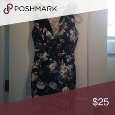semi dressy floral dress only worn once! WINDSOR Dresses