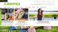 Drawgs serves a wide variety of products for men, women, and kids online. It is world's famous for their shoes, sandals and boots. Here you can also get a discount on Dawgs products by applying Dawgs promo codes. PromoOcodes is the best place where you get the latest and Exclusive Dawgs coupons codes, Discount coupons, latest deals and much more. Don't miss the best deals on Dawgs fashionable products and save plenty of money with PromoOcodes.