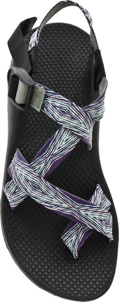 Chaco Z2 Vibram Yampa Comfort sandal, Women, Premium footwear for the outdoor-minded, PlanetShoes.com (Black)