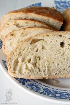 Easy home made bread. Scones, Baked Goods, Food And Drink, Rolls, Yummy Food, Homemade, Baking, Easy, Semlor