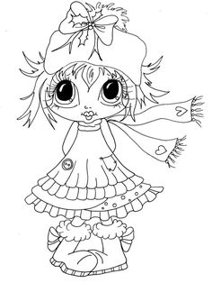 Image Result For Shari Baldi Christmas Coloring Pages