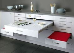 *THIS* is brilliant for a small space
