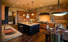 Images About Kitchens On Pinterest Western Style Western Kitchen