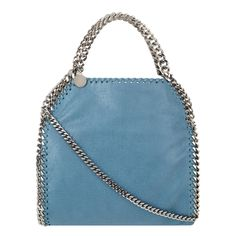 Inject edgy glamour into your looks with the Falabella Shaggy Deer Bag Mini from Stella McCartney. This luxe piece has been crafted from a sumptuous suede-look material and trimmed with a silver-toned chain for an edgy and modern twist. Detailed with a chain strap as well as chain handles, it works a slouch look while the interior has been lined in a feminine blush pink. A chic choice for city styling, it also gives a fashionable finish to evening looks.