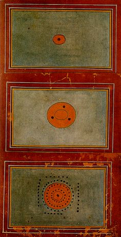 Evolution of the cosmos from a single point (Bindu). Tantric 1700s.
