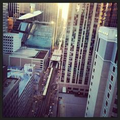 There are few things I love more than my city. #Chicago