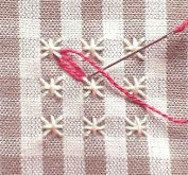Cross Stitch Embroidery, Hand Embroidery, Chicken Scratch Embroidery, Embellishments, Quilts, Blanket, Holiday Decor, Artwork, Counted Cross Stitches