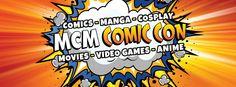 MCM Scotland Comic Con 2015 - Glasgow, Scotland, September 26-27, 2015