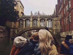 Punting z Project Access Leicester, Cambridge, Barcelona Cathedral, University, Student, Building, Travel, Viajes, Buildings