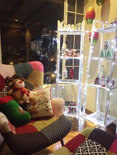 Christmas corner #happychristmas207 #christmasdecor