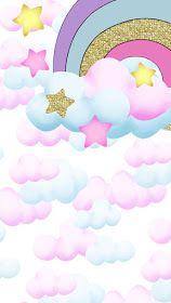 59 Ideas Baby Shower Ideas Invitaciones Unicornio For 2019 Unicornios Wallpaper, Rainbow Wallpaper, Galaxy Wallpaper, Wallpaper Backgrounds, Phone Backgrounds, Unicorn Drawing, Unicorn Art, Unicorn Wallpaper Cute, Scrapbook Paper