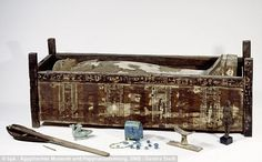 A new DNA analysis of Ancient Egyptians shows they were more Turkish and European than Afr...