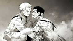 Galliard | Marcel (Berwick) | Shingeki no Kyojin |  Attack on titan | SNK | Marley