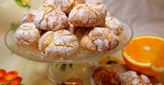 """Estas galletas las vi en el blog """" Gastronomia y Cia """" ,estan muy buenas y al llevar entre sus ingredientes la almendra saben a Navidad..."""