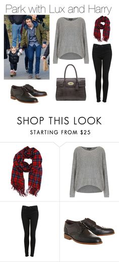 """Park with Lux and Harry - READ DESCRIPTION"" by outfits-with-one-direction ❤ liked on Polyvore featuring Topshop, Office and Mulberry"