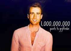 Neville Longbottom :)  (ARE YOU KIDDING ME!?)