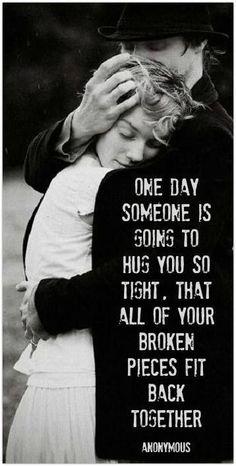 Hug me like that, will you?