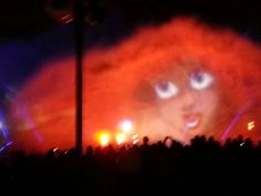 California adventure World of Color show