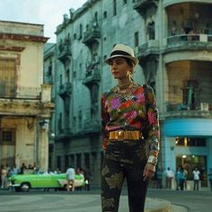 Still in awe of the @chanelofficial show in #Havana #Spirit #Cuba #Vibe #Prints #Colour #Cool : @thecut #Fashion