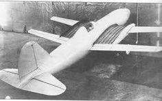 Rk-1 soviet exsperimental aircraft with telescopik wings 1932