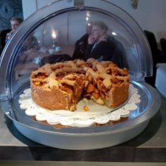 Klassieke Appeltaart Blog Page, Waffles, Breakfast, Food, Waffle, Hoods, Meals