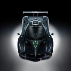 Pagani Zonda R Car Wallpaper For Mobile Pagani Zonda R Bespoke Cars Car
