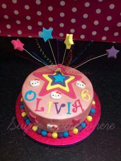 Cake for Olivia