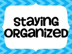 a Pinterest board all about how to stay organized as a teacher among the chaos of our daily classrooms.