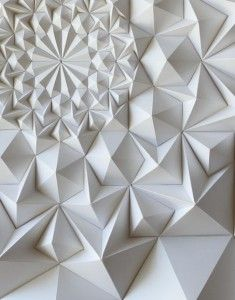 Excited to see new projects by Matt Shlian, previously pinned here: pinterest.com/…