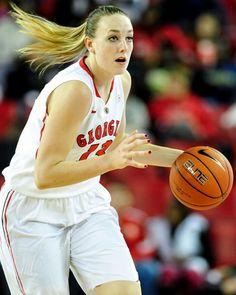 UGA Women's Basketball vs Rutgers Meritt
