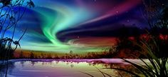 Northern Lights by thorax94