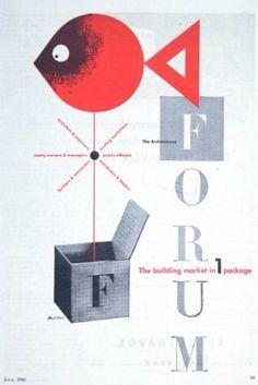 Cover art Paul Rand
