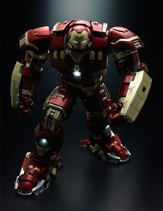 Hulkbuster (Avengers: Age of Ultron) - S.H.Figuarts