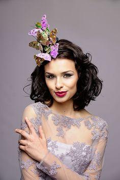 Fascinator - its fun to be youself Fascinators, Crown, Fun, Jewelry, Fashion, Moda, Corona, Jewlery, Jewerly