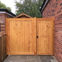 Bespoke fencing and gates