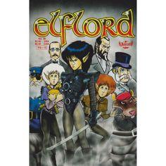 ELFLORD #20   1986-1988   VOLUME 2   AIRCEL   $2.40