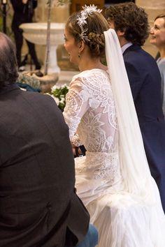 La boda de Macarena y Luis en Canena (Jaén) | Casilda se casa