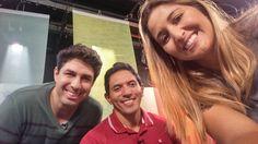 Atleta paralímpico Luis Carlos Cardoso durante entrevista à TV Escola, no Rio de Janeiro. #Rio2016